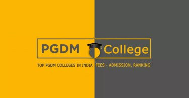 featured PGDM college