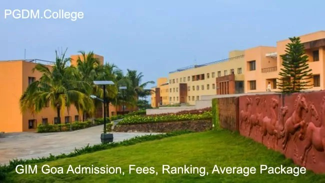 GIM Goa campus