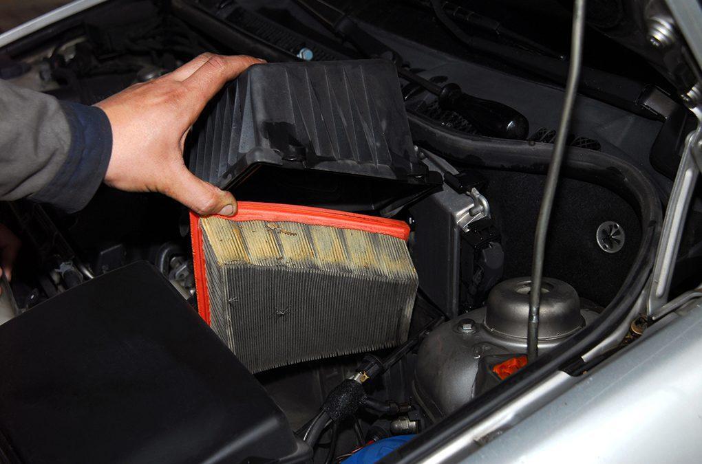 1999 Accord Fuel Filter Location