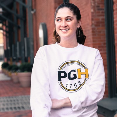 Pittsburgh Sweater