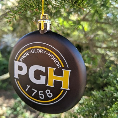 Pittsburgh Christmas Ornaments