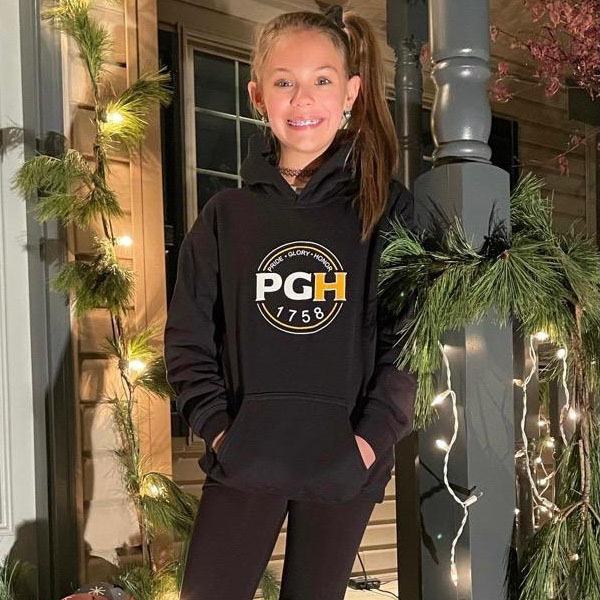 Pittsburgh Youth Hoodie