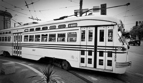 1991 PPC Trolley