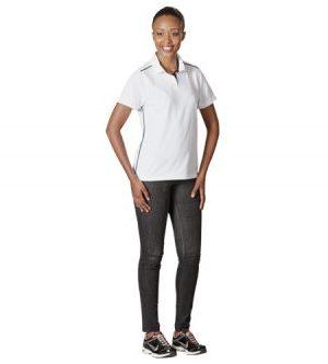 Galway Ladies Golfer - Avail in: Navy/White