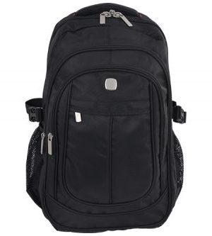 Windsor Laptop Backpack - Avail in: Black