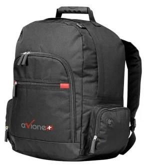 Multi Laptop Bag - Avail in: Black / Black / Red