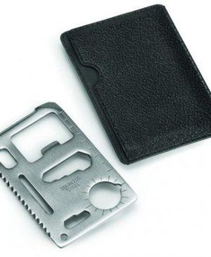 Slim Multi Card Tool - Silver