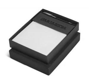 Renaissance Notepad & Pen Gift Set - Avail in Black