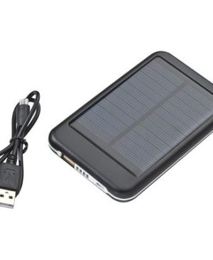 4000mah solar powerbank.