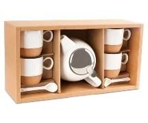4 Person Tea Set