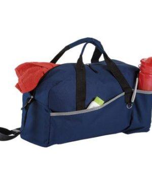 Sports Bag with Grey Trim