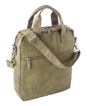 Exclusive Washed PU Shoulder Bag