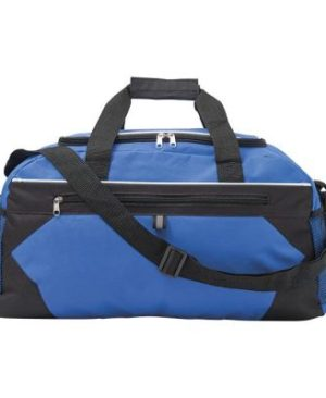 Sports Bag with Front Zippered Pocket