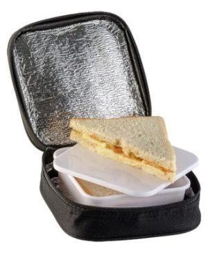 Lunch Tin and Cooler Bag Set