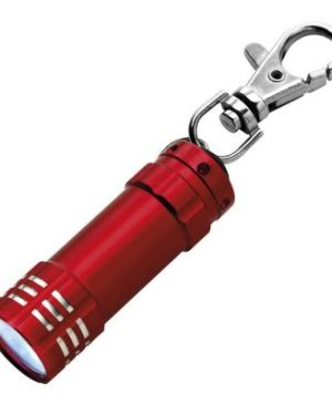 Metal Pocket Torch with LED Lights