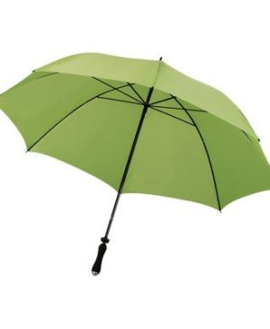 8 Panel Golf Umbrella with Curved Handle