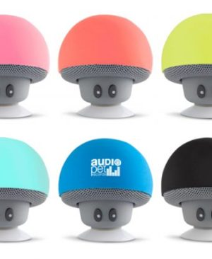 Shroom Bluetooth Speaker - Avail in: Pink