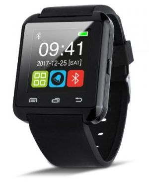 Daril Smart Watch - Avail in: Black