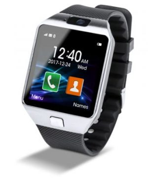 Harling Cell Phone Smart Watch - Avail in: Black