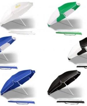 Zanzibar Beach Umbrella - Avail in: Black/White