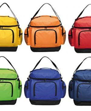 Picnic Cooler - Avail in: Orange / Black