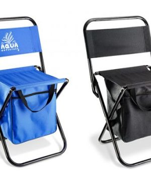 Tracker Chair And Storage Bag - Avail in: Red