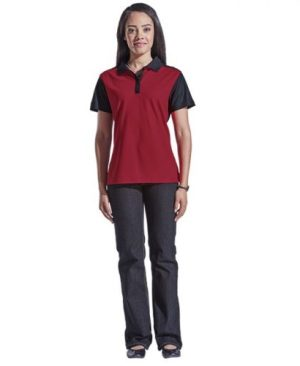 Ladies Eagle Golfer - Avail in: Black/Charcoal