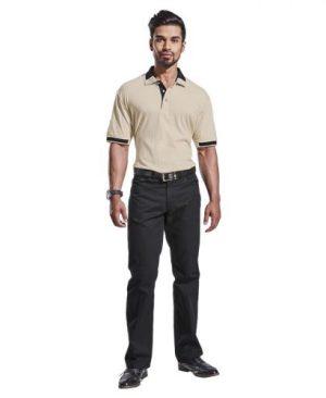 Mens Octane Golfer - Avail in: Black/Silver