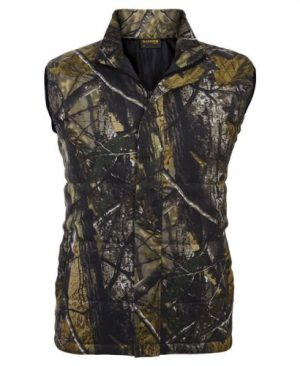 Indestruktible Target Bodywarmer - Avail in: Camo