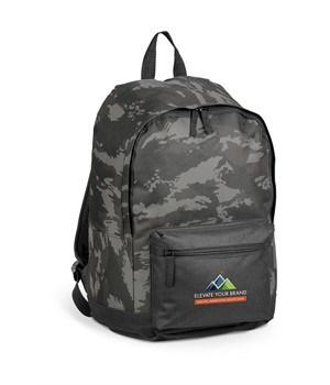 Huntington Backpack - Grey Camo