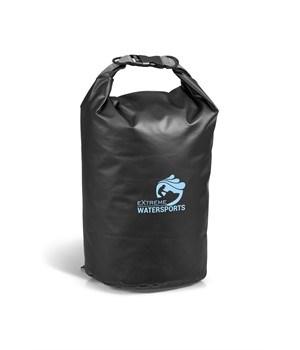 Sierra Water-Resistant Go-Bag - Black