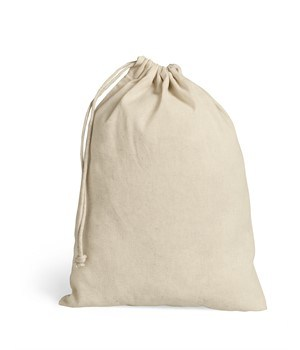 Green Earth Cotton Drawstring Pouch