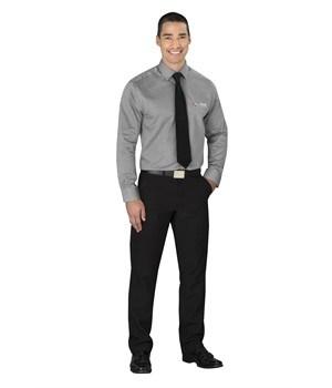 Mens Long Sleeve Claremont Shirt
