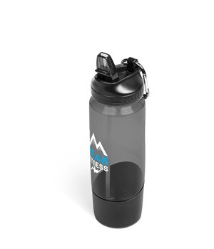 Everest Drink Bottle - Black
