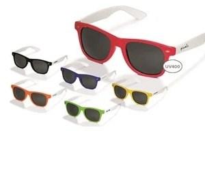 SunnyVale Sunglasses - Black