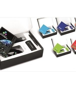Omega Six Gift Set - Black