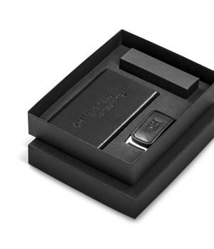 Renaissance Nine Gift Set - Black