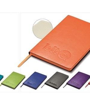 Showcase A5 Notebook - Cyan
