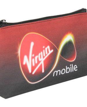 Pleine de Vie Cosmetic Bag - Can take a full colour printour