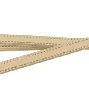 30cm Wooden Ruler