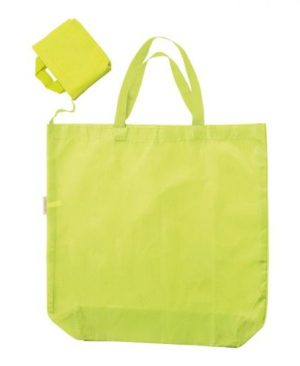 Foldable Shopper In Carry Bag