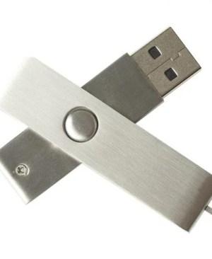 Executive Metal 8GB USB