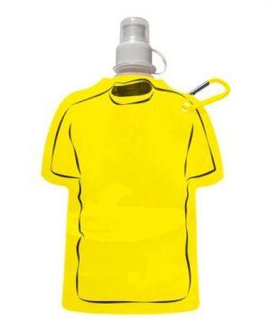 450ml Shirt Shaped Foldable Water Bottle