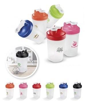 Shake & Burn Protein Shaker