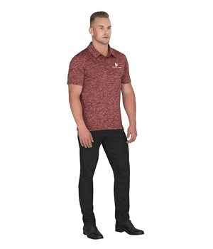 Mens Echo Golf Shirt