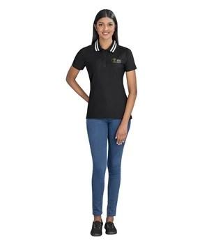 Ladies Griffon Golf Shirt