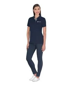 Ladies New York Golf Shirt