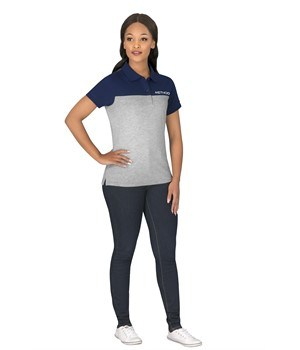 Ladies Urban Golf Shirt