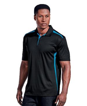 Barron Mens Argo Golfer - Avail in: Black/Sapphire