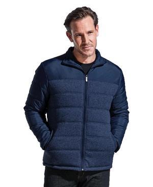 Barron Mens Colorado Jacket - Avail in: Charcoal Melange/Black or Navy Melange/Navy